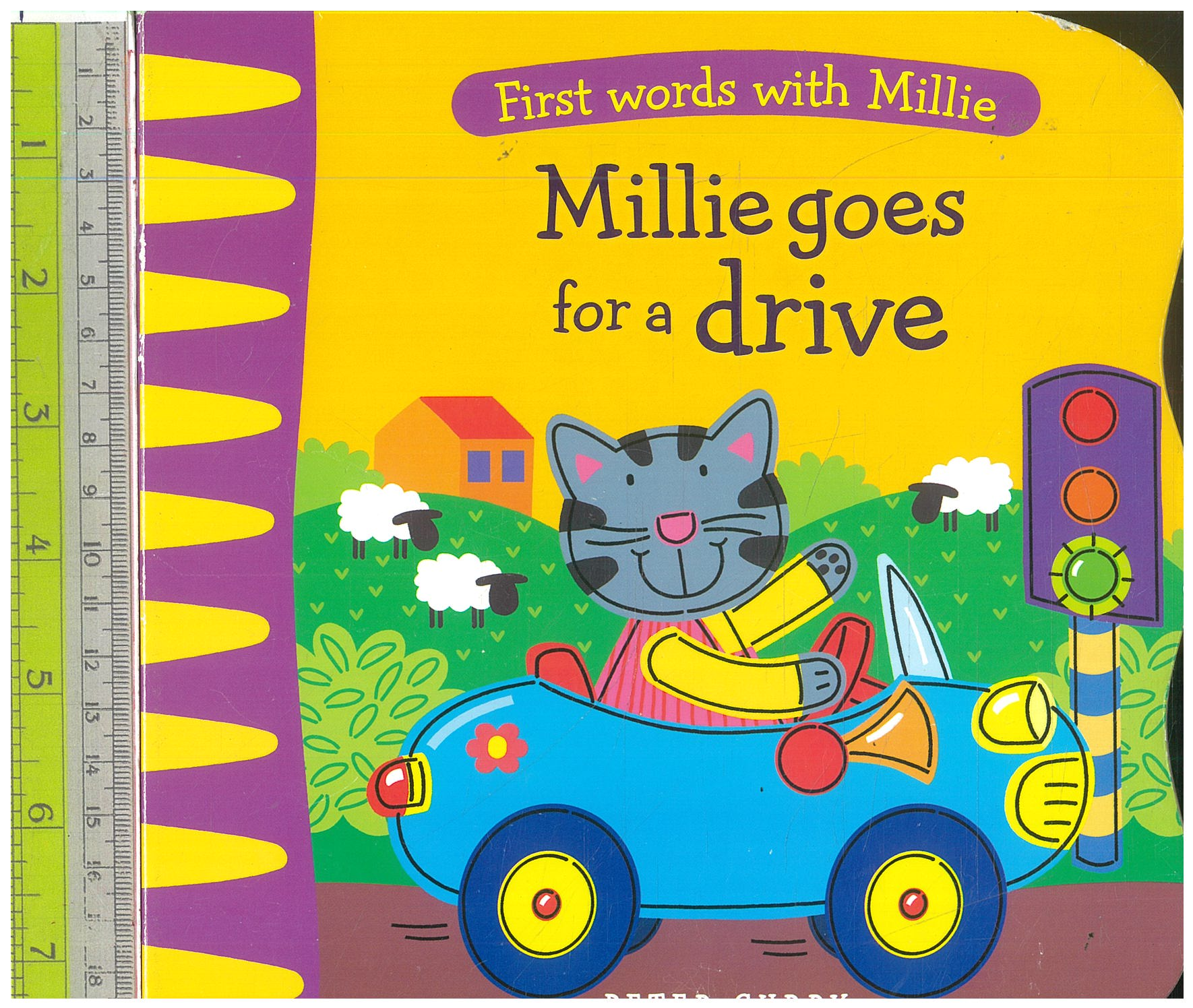 Millie goes a drive