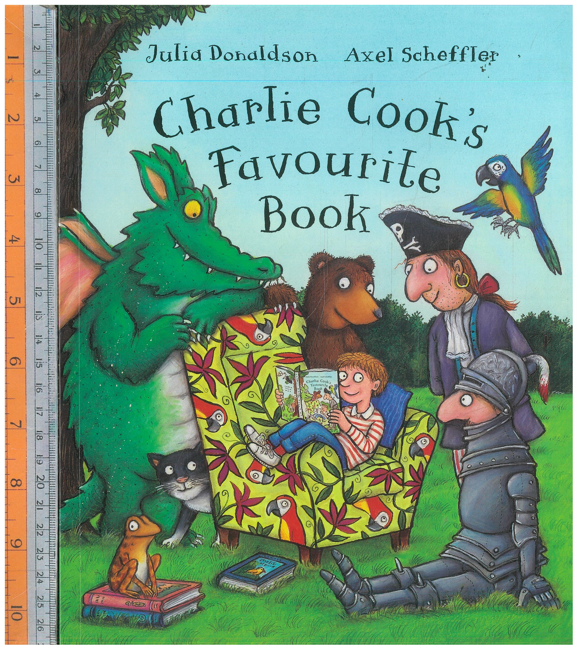 charlie cook favourite