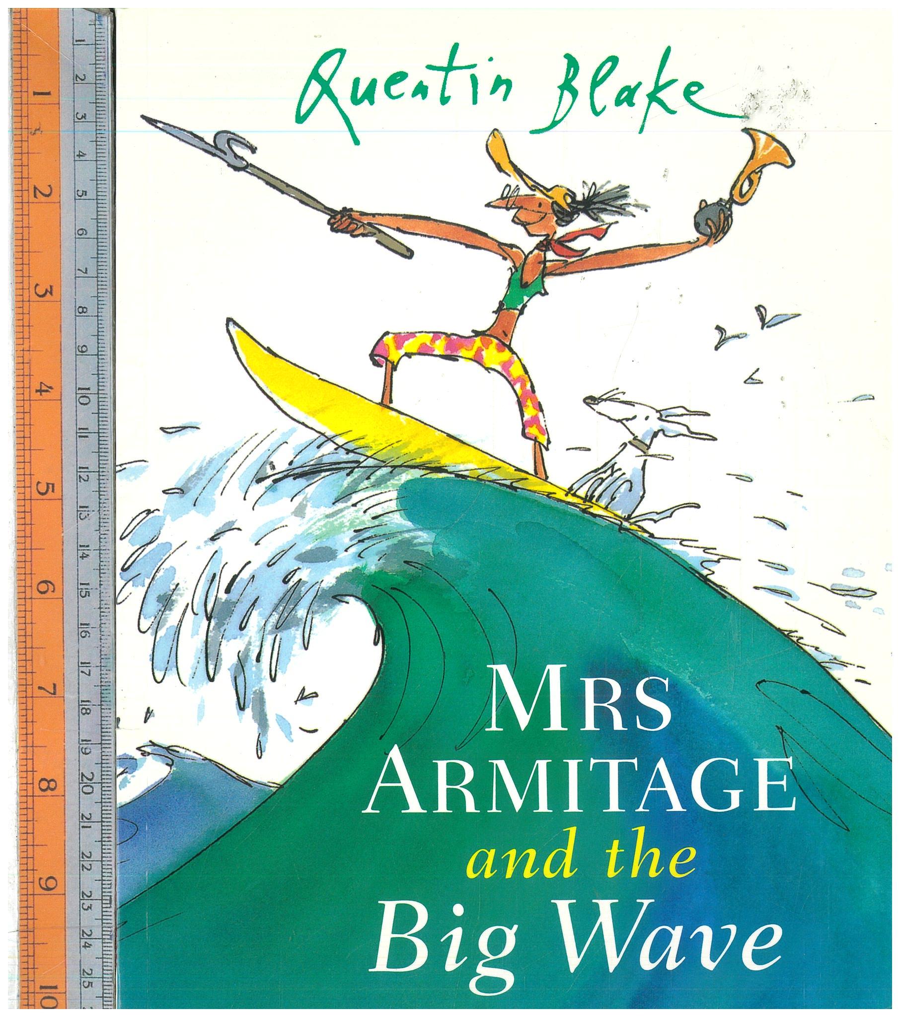 Mrs armitage