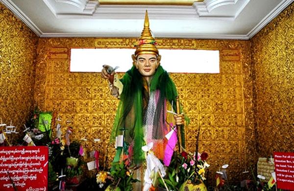 ทัวร์ พม่า ย่างกุ้ง 1 วัน SL