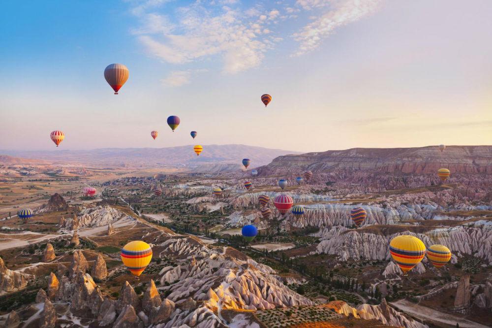 Amazing Turkey ดินแดนสองทวีป 8 Days QR