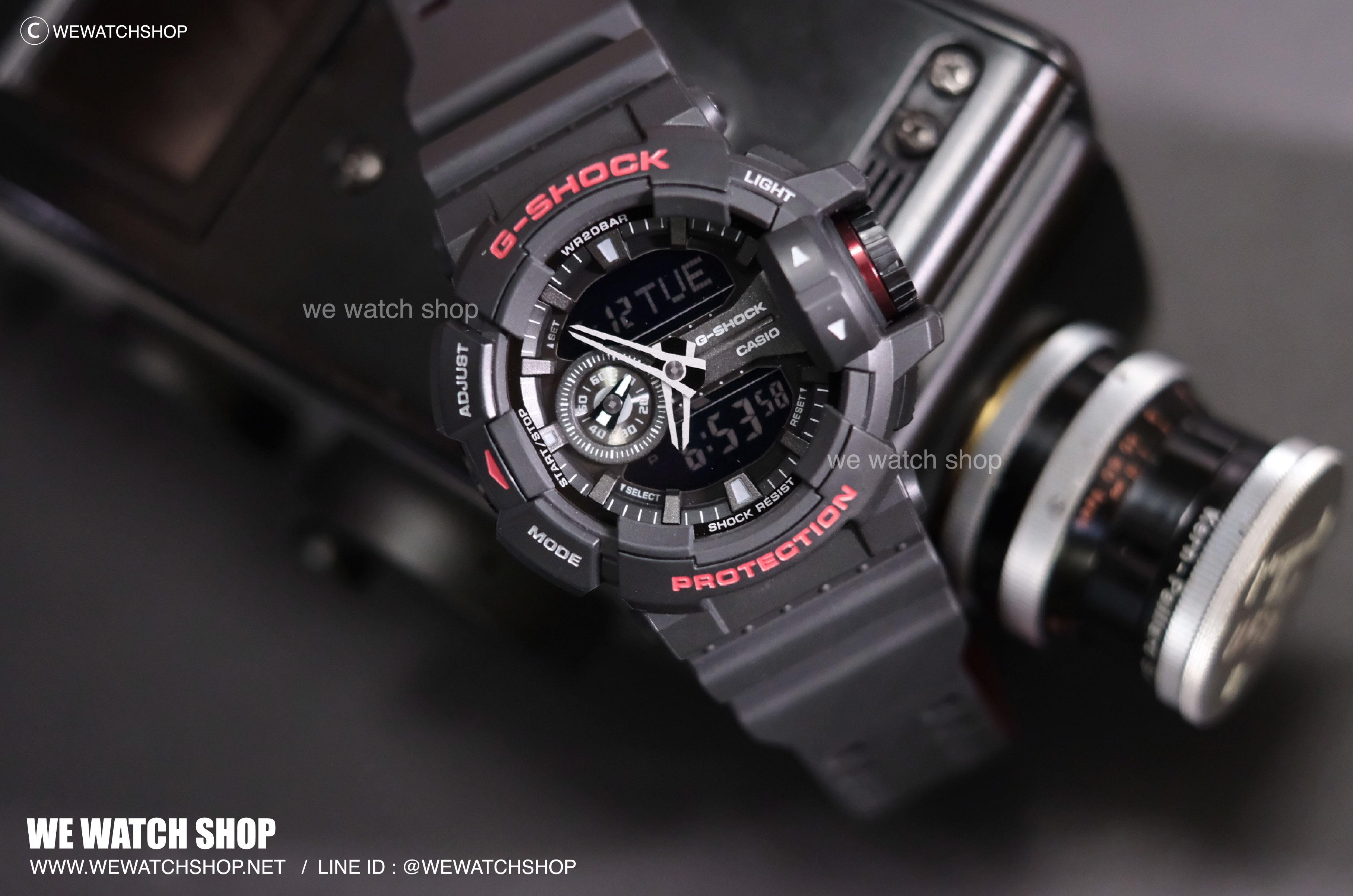 Casio G Shock Ga 400hr 1adr 15 3 Sr927w2 55 519 183 Mm 70
