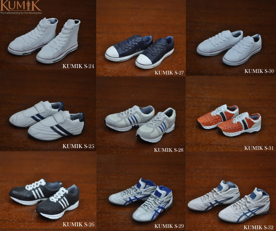 KUMIK Shoes S24-S32