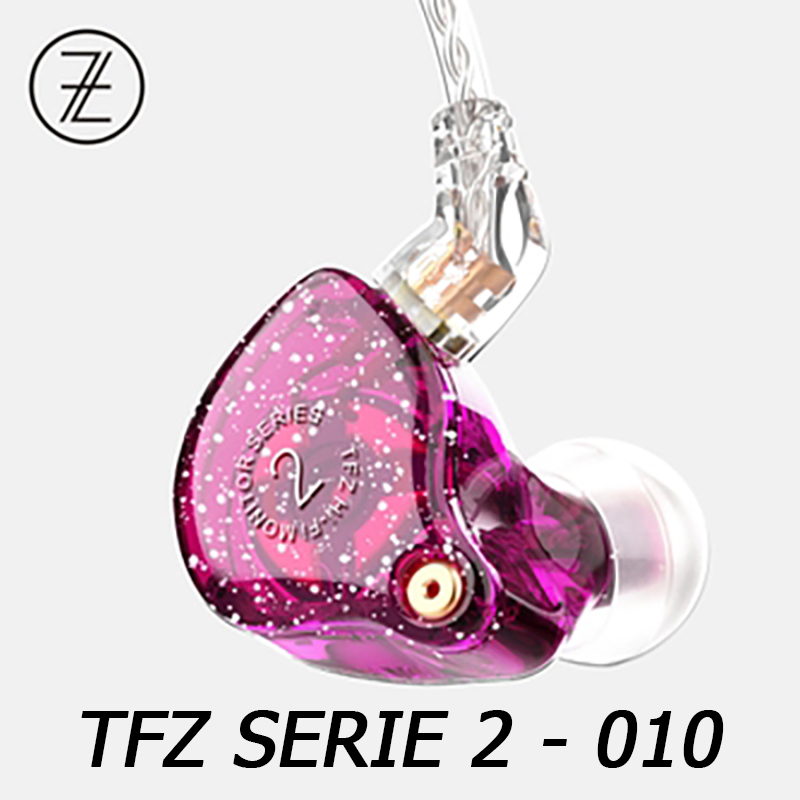 ขาย TFZ SERIES 2 หูฟังระดับ Hi-Res Audio ถอดสายได้