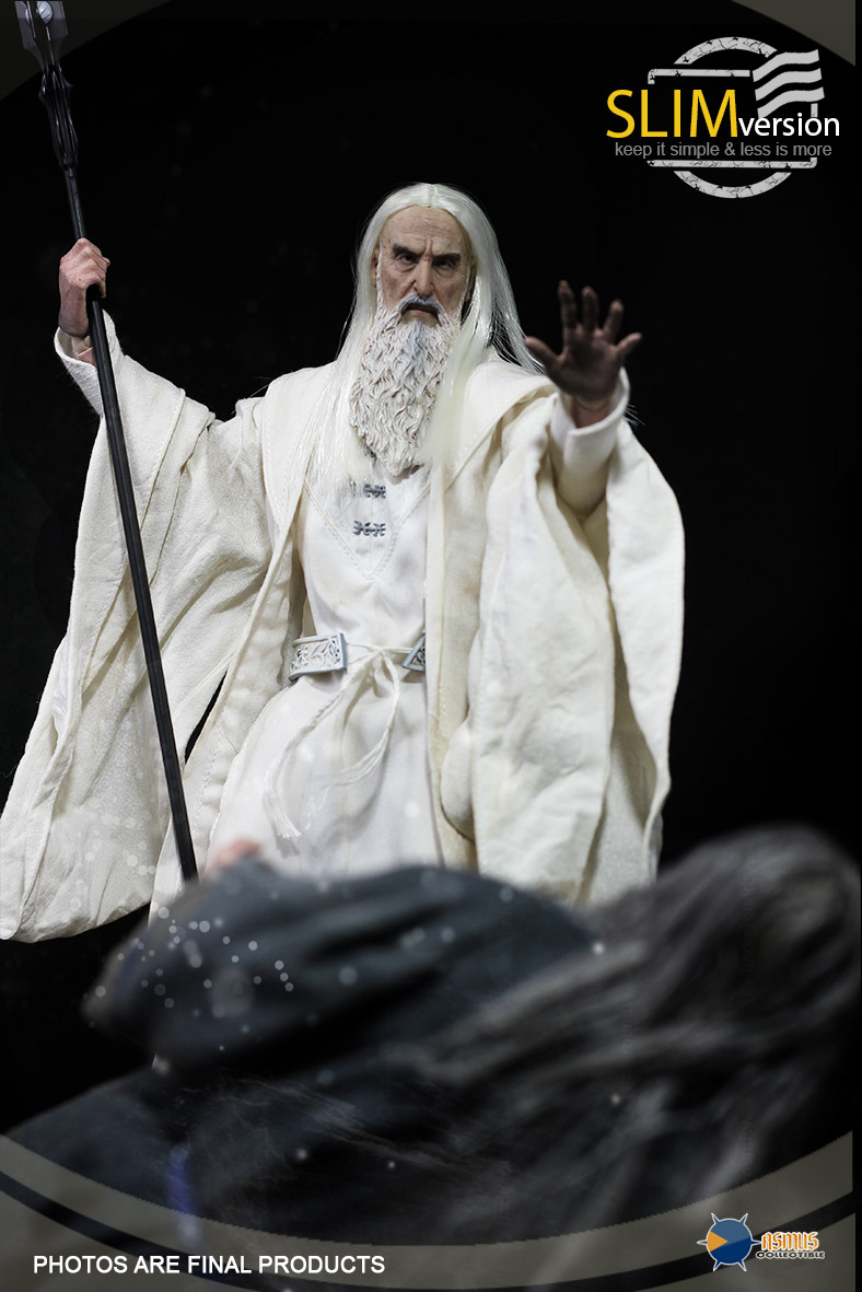 Asmus Toys SLIM001 Saruman (Memorial Ver.)