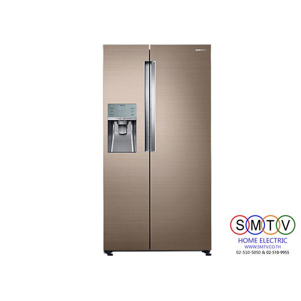 ตู้เย็น Side by Side 21.9Q SAMSUNG รุ่น RS58K66677P/ST