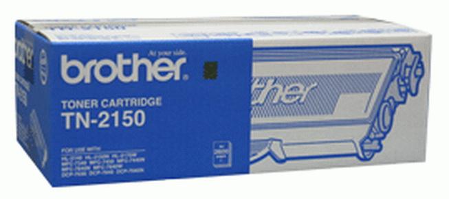 Brother TN-2150 ตลับหมึกแท้ สีดำ ราคา 1950 บาท
