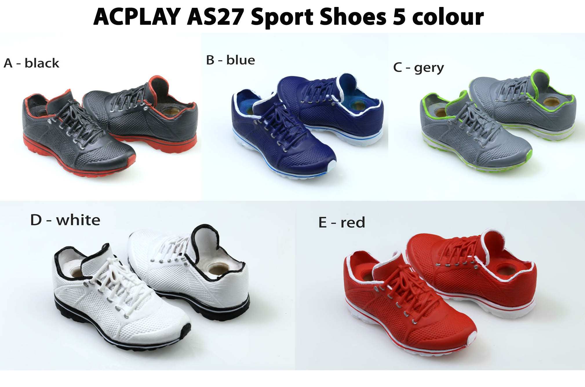 ACPLAY AS27 Sport Shoes 5 colour