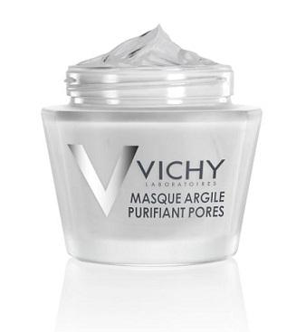 Vichy Mineral Mask Pore Purifyinb Clay Mask 75 ml. มาส์กเพื่อผิวสะอาดหมดจด เสมือนดีทอกซ์ผิว 75 มล.