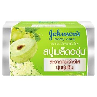 จอห์นสัน บอดี้ แคร์ วิต้า-ริช สบู่สารสกัดเมล็ดองุ่น ขนาด 125 กรัม