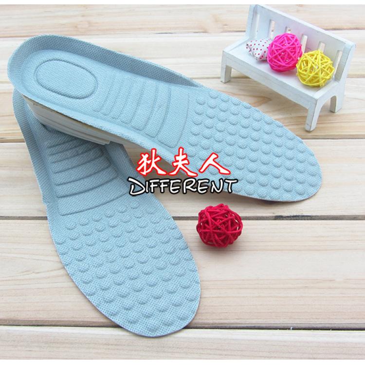 แผ่นรองเท้าเพิ่มความสูง 4.2 cm (plastic 3 ชั้น)