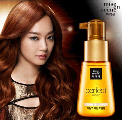 **พร้อมส่ง**Mise en scene Perfect Light Repair Hair Serum 70ml. ฝาทอง เซรั่มบำรุงเส้นผมหลังสระ ชนิดไม่ต้องล้างออก ขายดีมากในเกาหลี ญี่ปุ่น จีน และมีรางวัลการันตีมากมาย จัดการผมแห้งเสีย ไร้น้ำหนัก พันกันง่าย มีสารสกัดจากทำธรรมชาติ น้ำมันอาร์แกน น้ำผึ้ง คาม