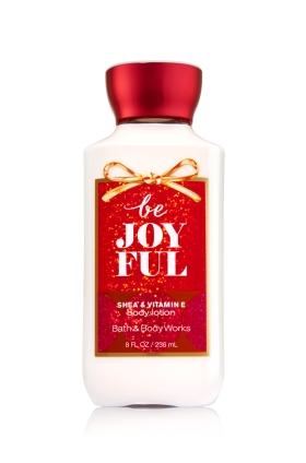 **พร้อมส่ง**Bath & Body Works Be Joyful Shea & Vitamin E Body Lotion 236 ml. โลชั่นบำรุงผิวสุดพิเศษ กลิ่นหอมโดดเด่นโทนกลิ่นผลไม้หอมหวานสดชื่น เจือกลิ่นดอกมะลิอ่อนๆปลายๆกลิ่น หอมสดชื่นปลุกอารมณ์ยามเช้าคะ ,
