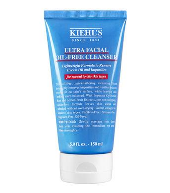 **พร้อมส่ง**Kiehl's Ultra Facial Oil-Free Cleanser 150 ml. โฟมล้างหน้ามีฟอง ทำความสะอาดผิวหน้า ช่วยขจัดสิ่งสกปรกออกอย่างหมดจดและลดความมันส่วนเกินบนใบหน้าโดยไม่ทำให้ผิวแห้ง พร้อมทำให้ผิวดูเรียบสมดุลกว่าเดิม ด้วยส่วนผสมของ Imperata Cylindrica Root และส