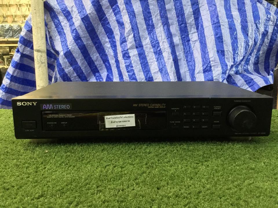 วิทยุ FM AM SONY ST-S500 สินค้าไม่พร้อมใช้งาน (ต้องซ่อม)