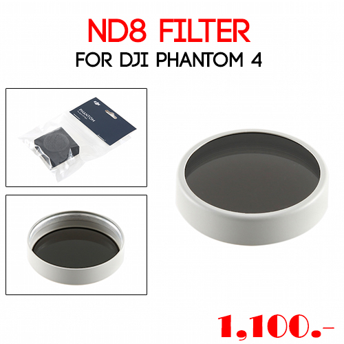 ND8 Filter for Phantom 4