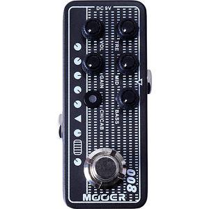 Mooer Micro Preamp 008 Cali:3 - Mesa Boogie MKIII