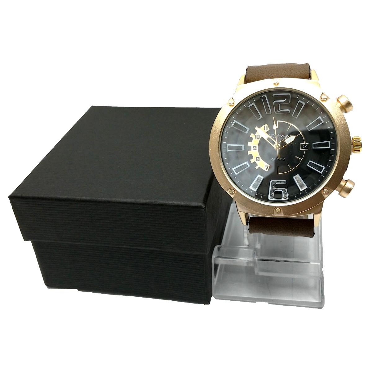 นาฬิกาข้อมือ แฟชั่น หน้าใหญ่สุดเท่ห์