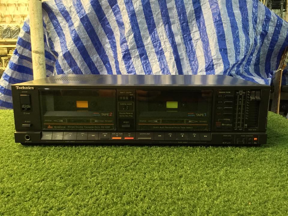 เครื่องเล่นเทป TECHNICS RS-W8R