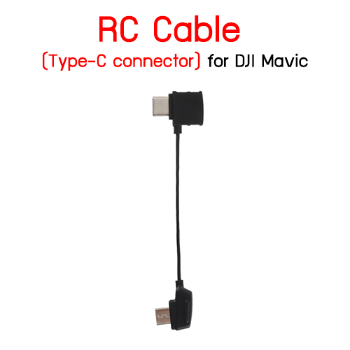RC Cable (Type-C connector) for DJI Mavic