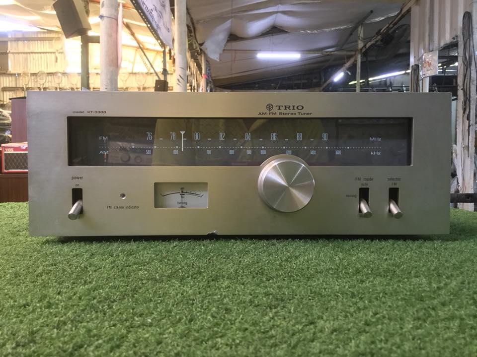 วิทยุ FM AM TRIO KT-3300