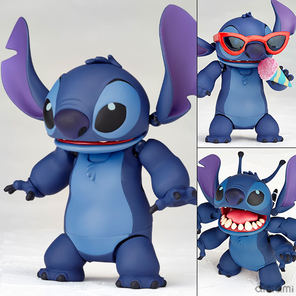 "Figure Complex MOVIE REVO Series No.003 ""Lilo & Stitch"" Stitch (Prototype No.626)(Pre-order)"