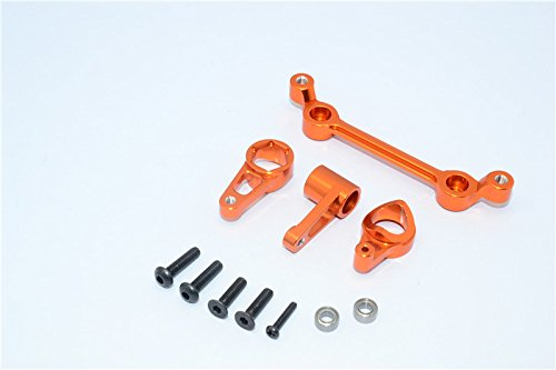ALLOY STEERING ASSEMBLY WITH BEARINGS - MT8048