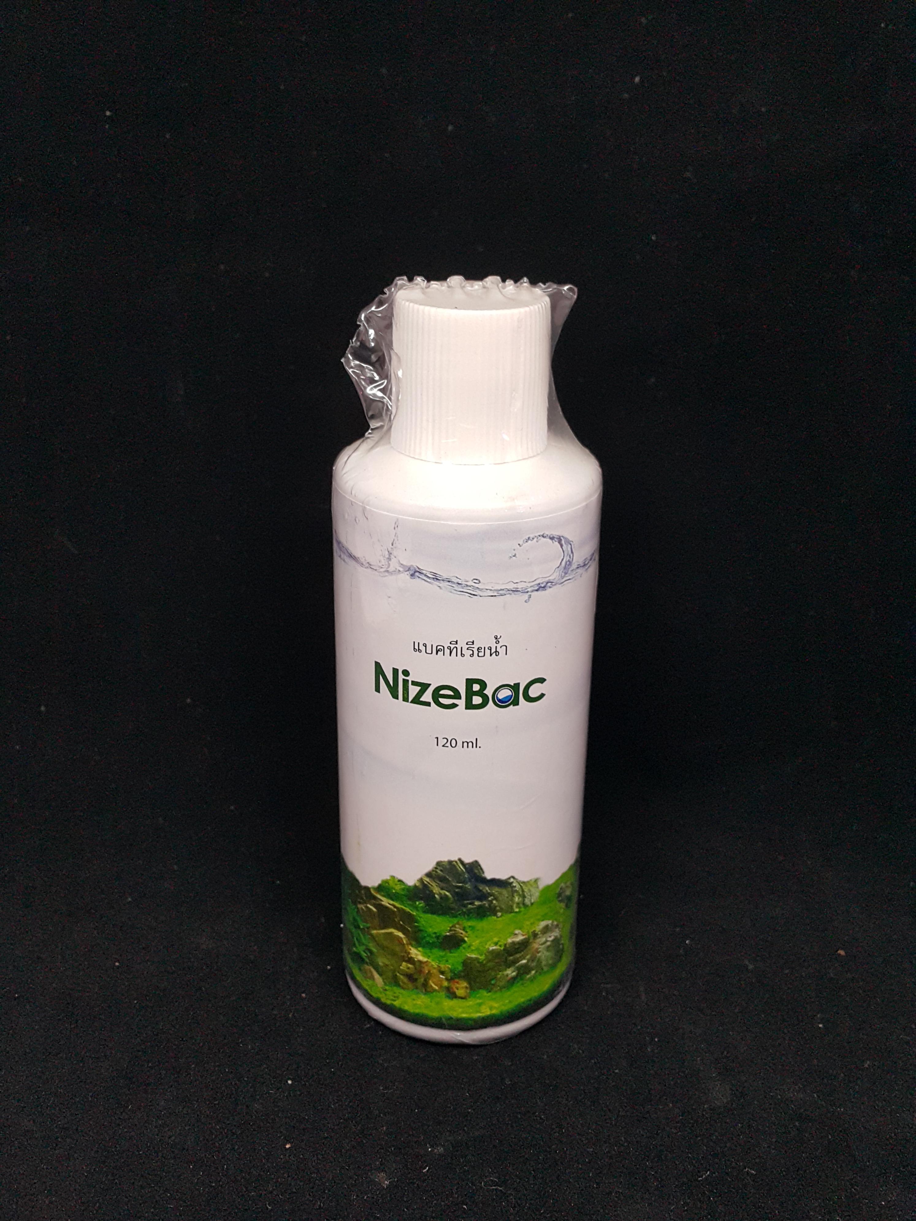 จุลินทรีย์น้ำ * Nizebac 3 แถม 1 ขวด