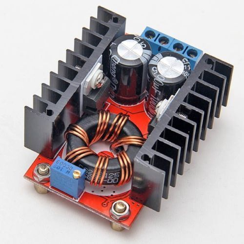 150W Boost Converter DC-DC 10-32V to 12-35V Step Up Module