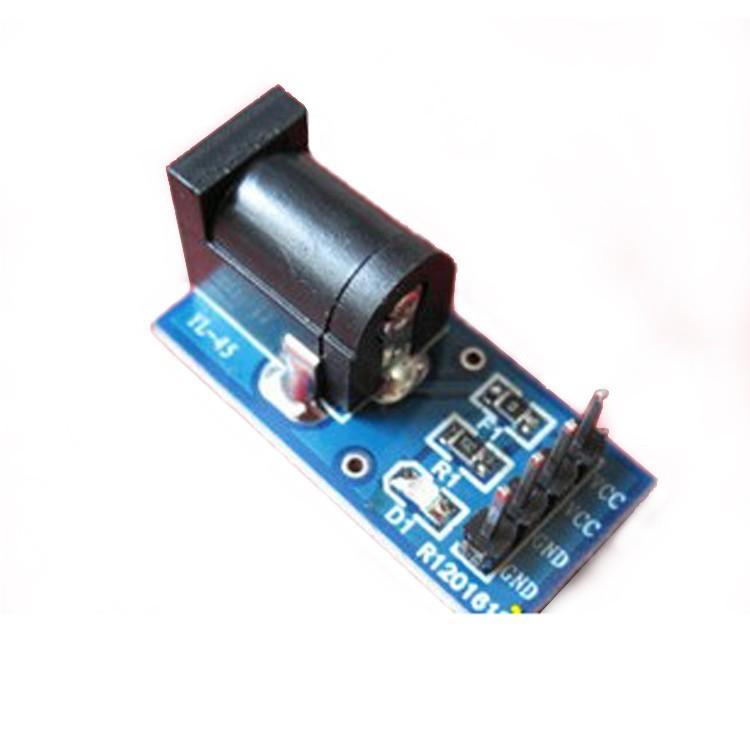 XD-17 DC power modules 2.1 x 5.5 mm