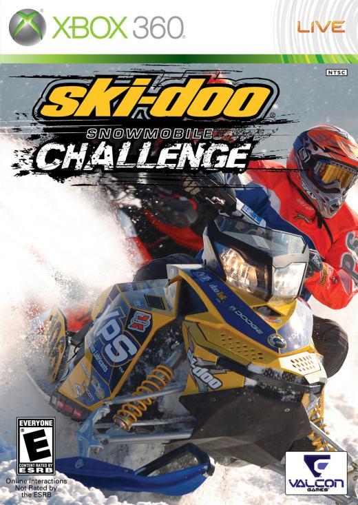 Ski Doo Snowmobile Challenge [RGH]