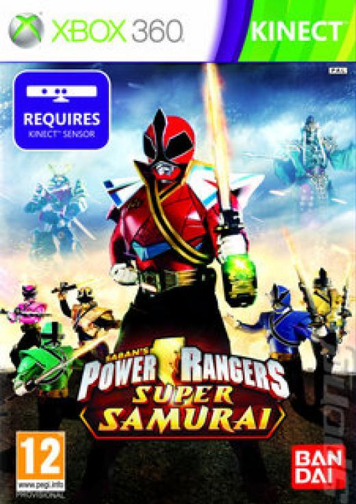Power Rangers Super Samurai [RGH] [Kinect]