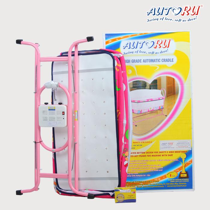 เปลไกวไฟฟ้าที่คนไทยส่วนใหญ่เลือกใช้