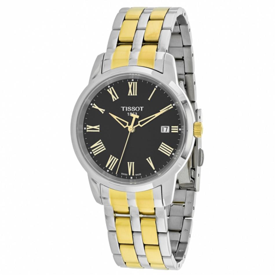 นาฬิกาผู้ชาย Tissot รุ่น T0334102205301, Classic Dream Quartz Men's Watch