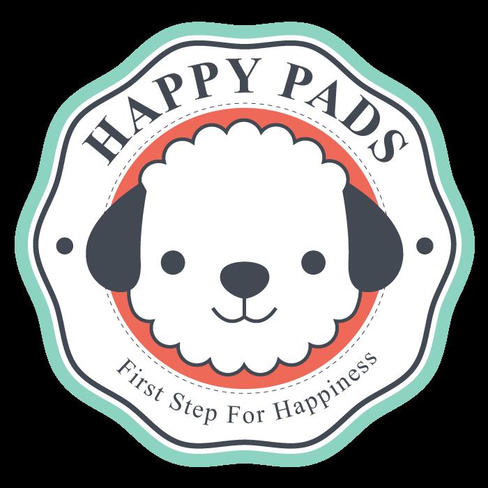 Happy Pads แผ่นยางกันลื่นสุนัข