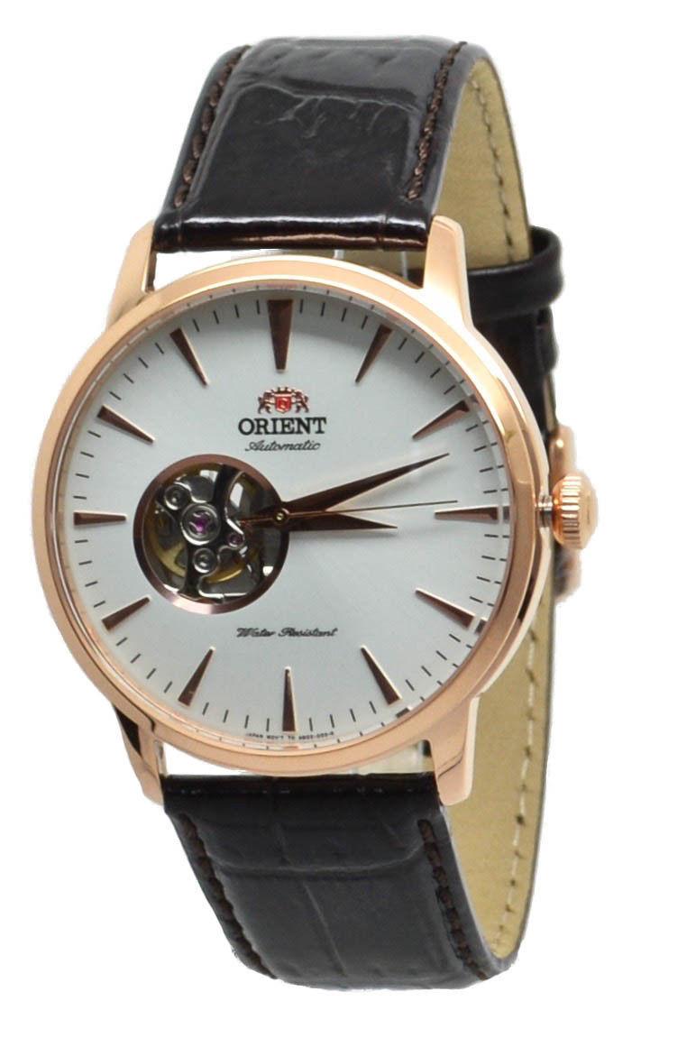 นาฬิกาผู้ชาย Orient รุ่น FAG02002W0, Esteem II Automatic Open Heart