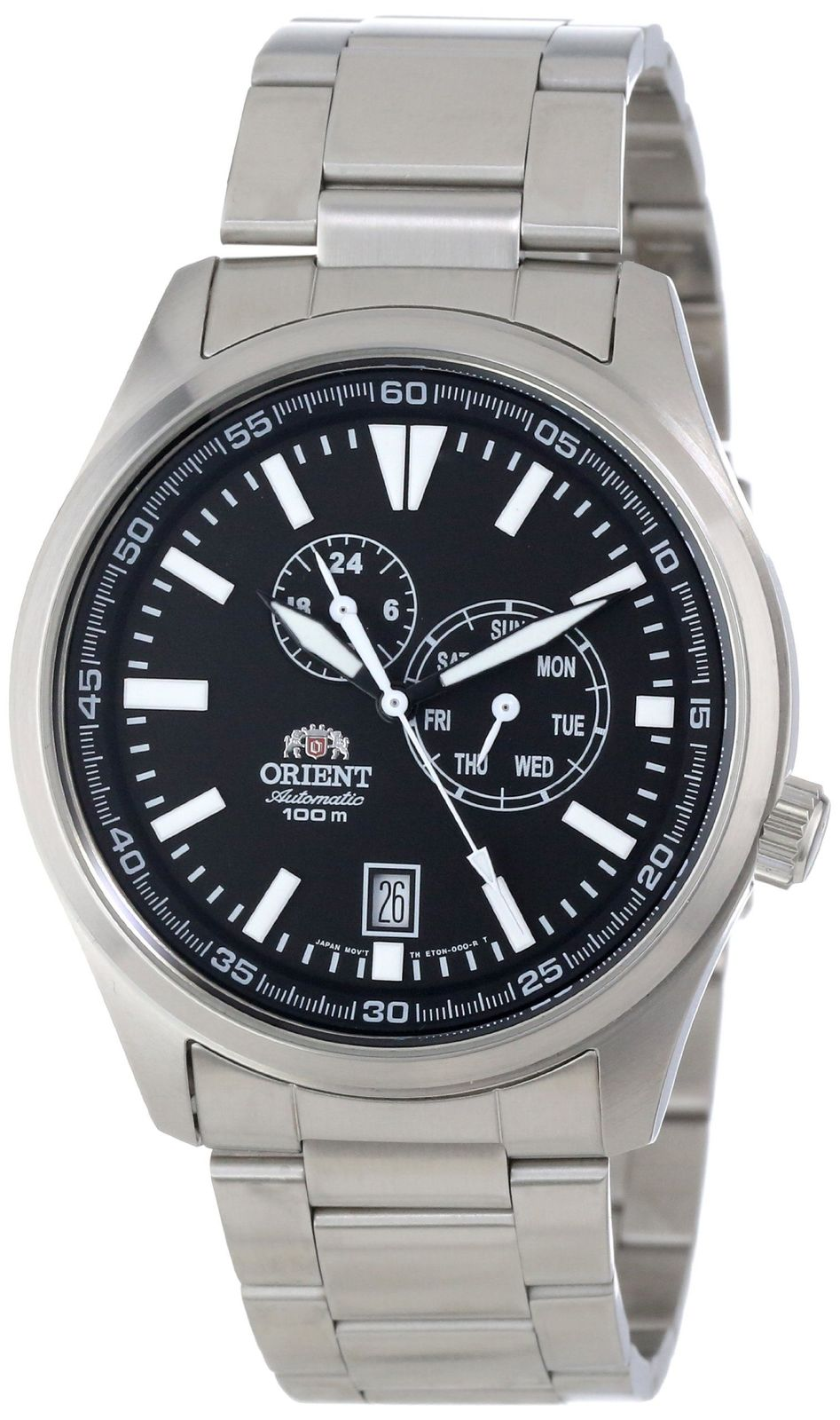 นาฬิกาผู้ชาย Orient รุ่น FET0N001B0,Sport Defender Multi-Eye Function Automatic Men's Watch