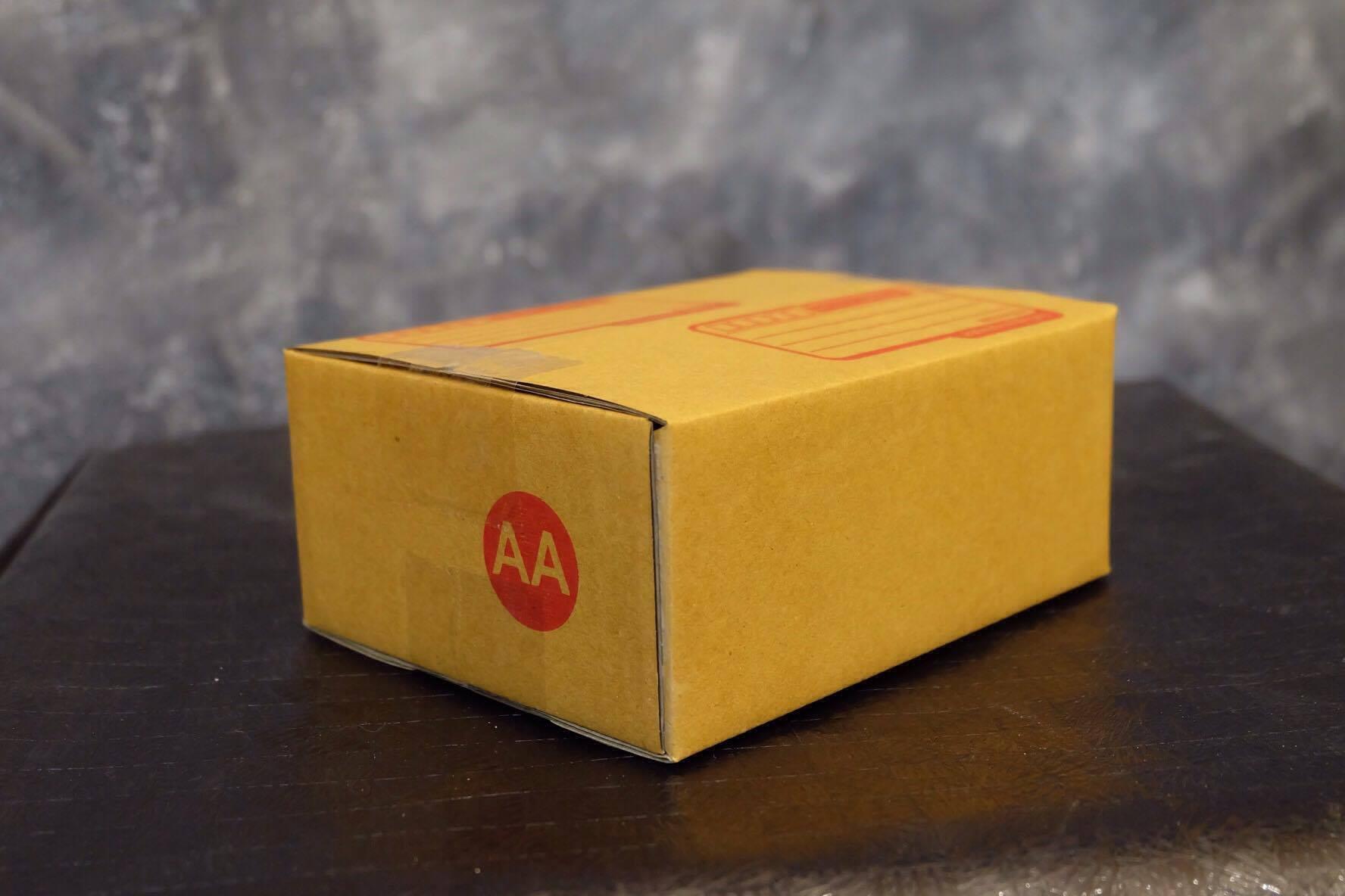 กล่องพัสดุ เบอร์ AA (13x17x7cm.)