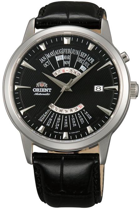 นาฬิกาผู้ชาย Orient รุ่น FEU0A004BH, Automatic Multi-Year Calendar