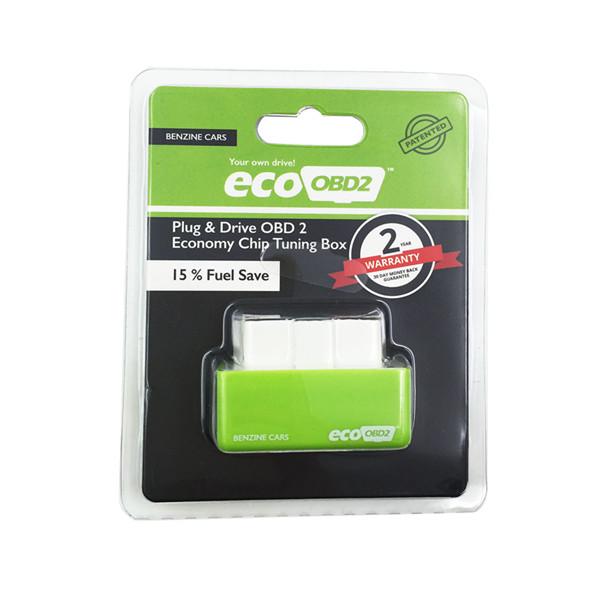 กล่อง Nitro OBD2 กล่องเขียวสำหรับรถ eco cars