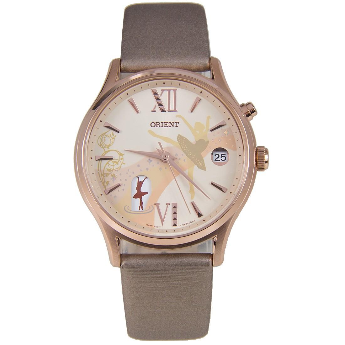 นาฬิกาผู้หญิง Orient รุ่น DM01001Y