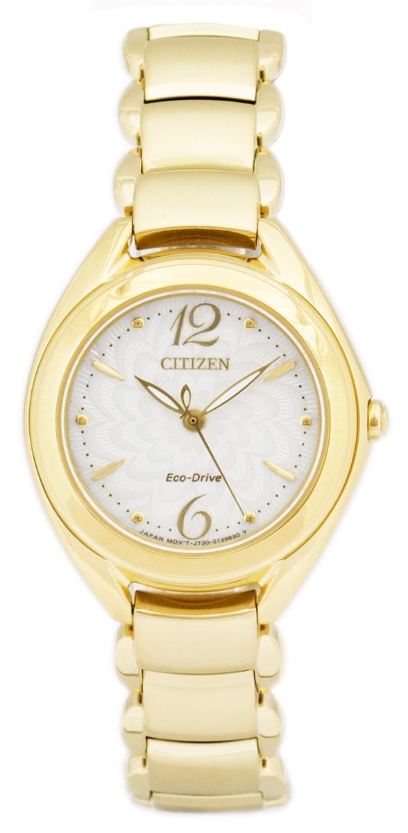 นาฬิกาข้อมือผู้หญิง Citizen Eco-Drive รุ่น FE2072-54A