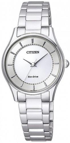 นาฬิกาข้อมือผู้หญิง Citizen Eco-Drive รุ่น EM0401-59A, Sapphire Elegant