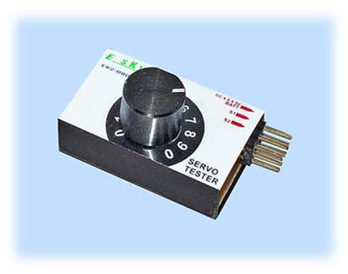 E-Sky Servo Adjuster / Tester EK2-0907