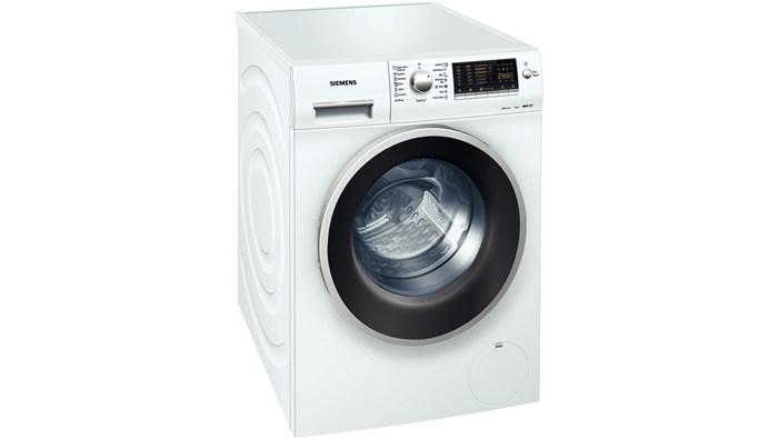 เครื่องซักผ้าฝาหน้า 8KG. SIEMENS WM12S461TH