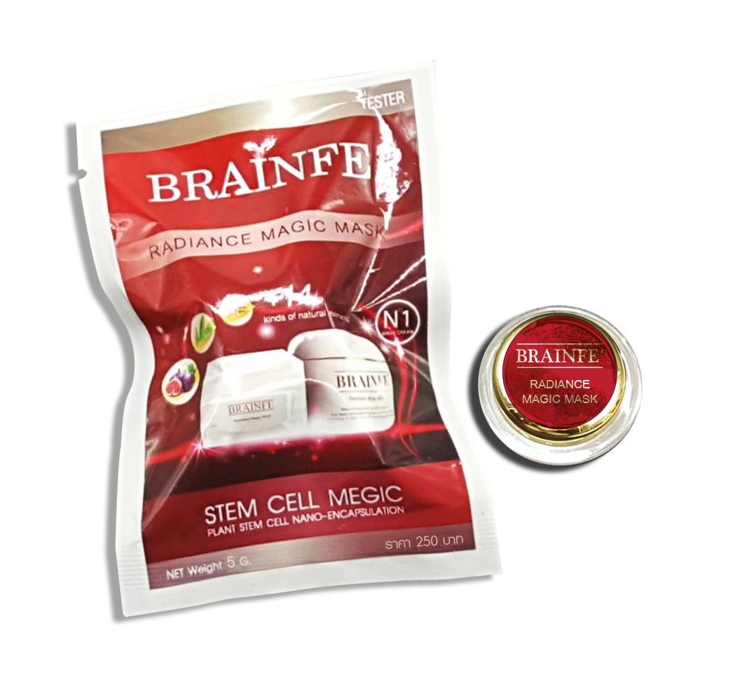 เบรนเฟ่ Brainfe' Radiance Magic Mask 5 g