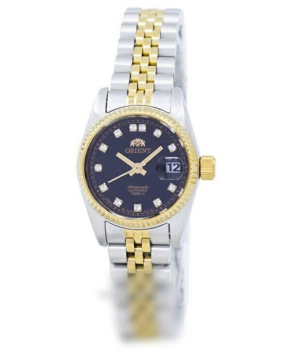 นาฬิกาผู้หญิง Orient รุ่น SNR16002B, Automatic Japan
