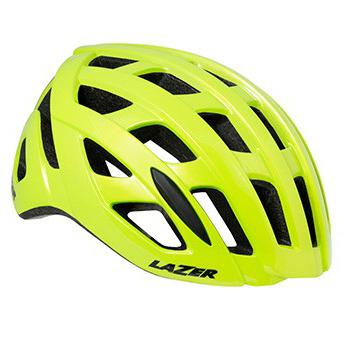 หมวกจักรยาน LAZER TONIC สี Flash Yellow