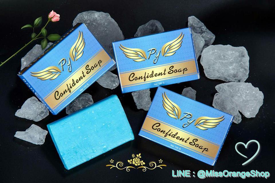 💦 Confident Soap :: สบู่มั่นใจ สบู่ดับกลิ่นตัว กลิ่นเหงื่อ กลิ่นเท้า ขั้นเทพ!...💦