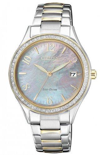นาฬิกาผู้หญิง Citizen Eco-Drive รุ่น EO1184-81D